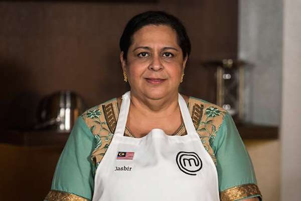 Jasbir Kaur is only Punjabi competing in the first MasterChef Asia