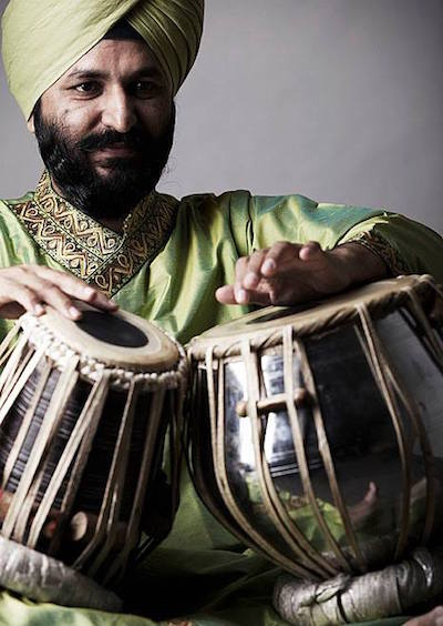 Jatinder Singh Bedi to perform tabla with Singapore Chinese Orchestra in Malaysia on Dec 8 - PHOTO COURTESY OF JATINDER FACEBOOK