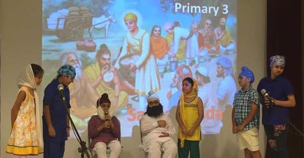 Big day for the Sojhi Programme NaatKala 2015.