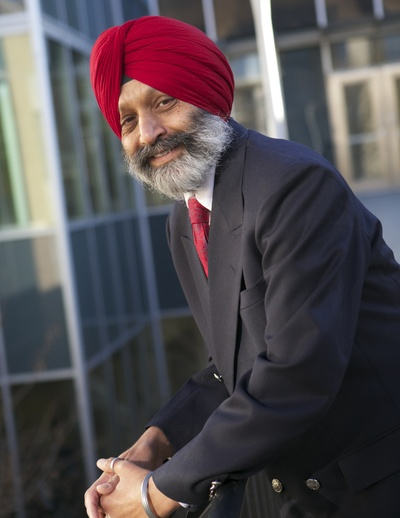 Baljit Singh's appointment as dean of the Faculty of Veterinary Medicine, University of Calgary, takes effect on Sept. 1, 2016. - PHOTO / UNIVERSITY OF CALGARY