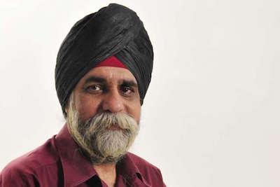 Santokh Singh: Former Singapore journalist, teacher and hockey coach passed away on 3 June 2016 - PHOTO / ST