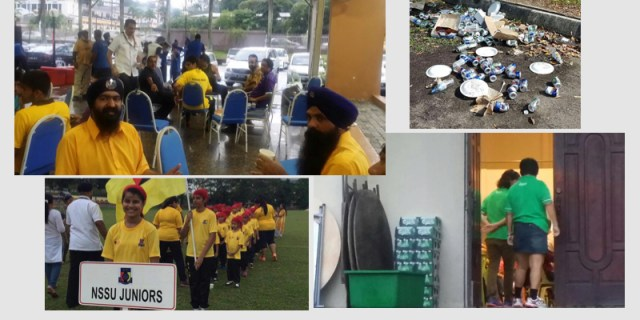 Gurdwara Cup 2016: Some photos sent in by the reader.