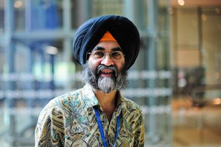 JASBIR SINGH: A long serving volunteer at Sikh Naujawan Sabha Malaysia