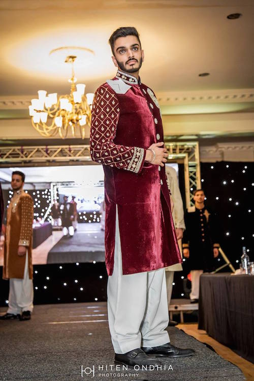 Sandeep Singh wins Mr Asian Beauty Pageant - PHOTO / Hithen Ondhia Photography