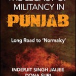 The Legacy of Militancy in Punjab_book cover
