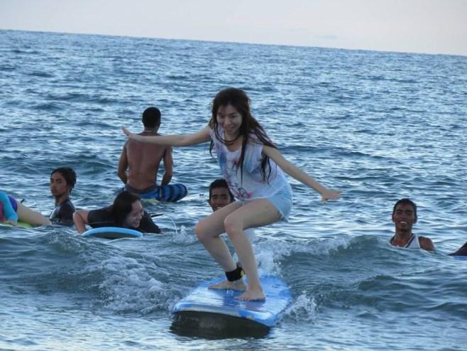 Bylinhngo - surfing