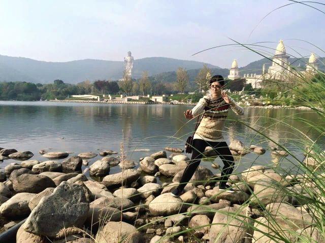 Thais Robeiro - China 2