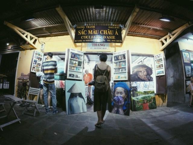 Art in Vietnam - Rehahn Art Gallery