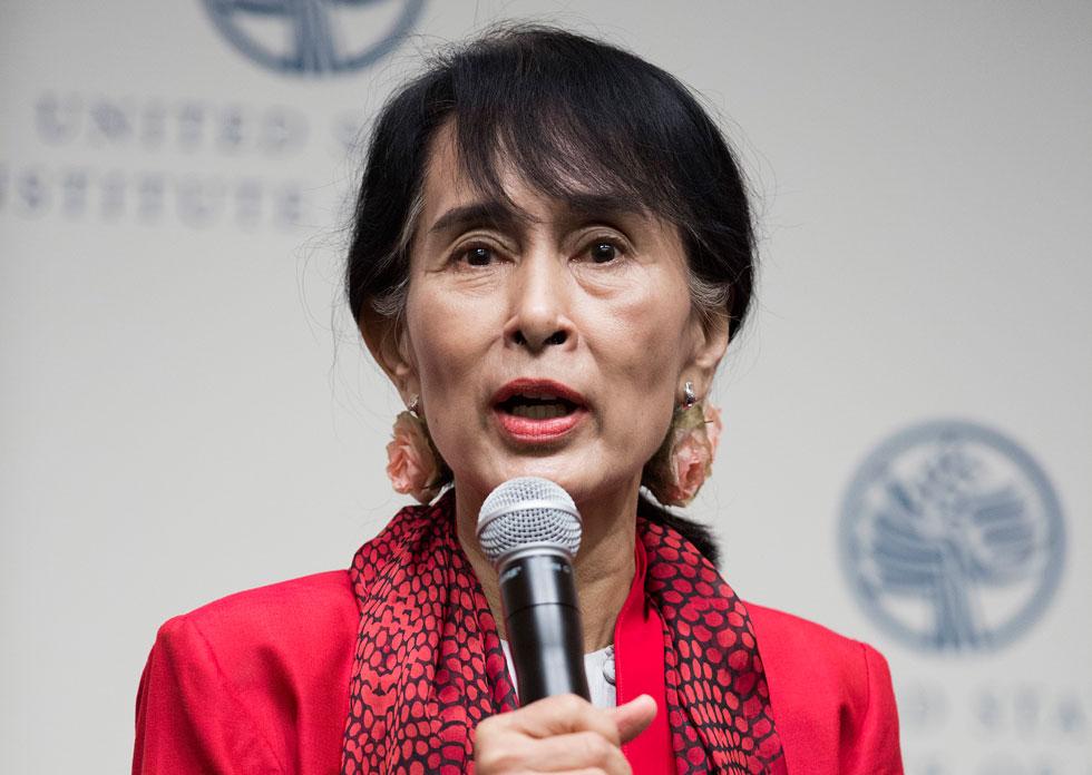 Image result for Suu Kyi, myanmar, photos