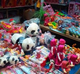 Доставка игрушек из Китая в Россию
