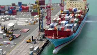 Перевозка контейнера из Китая