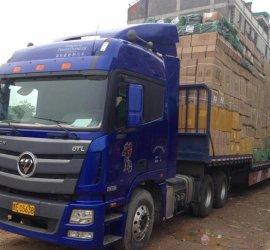 Автомобильные перевозки из Китая