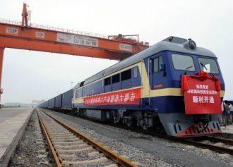 Доставка груза из Китая по железной дороге
