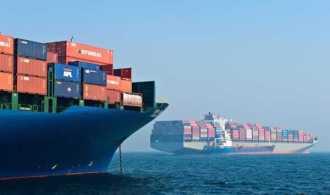 Морские перевозки из Китая