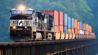 Международные ж/д перевозки грузов из Китая
