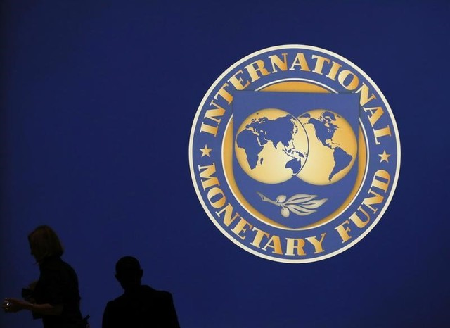 IMF says 'Increased cybersecurity risks pose challenges for financial institutions, financial infrastructure, and supervisors.' Photo: Reuters/Kim Kyung-Hoon