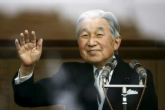 Emperor Akihito mulls abdication