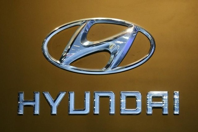 Hyundai Motors logo. REUTERS/Chaiwat Subprasom