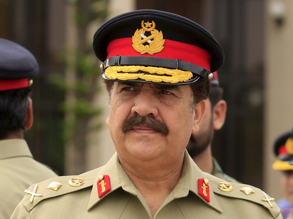 Pakistan's Army Chief of Staff General Raheel Sharif attends a ceremony at the Nur Khan air base in Islamabad, Pakistan. Photo: REUTERS/Faisal Mahmood