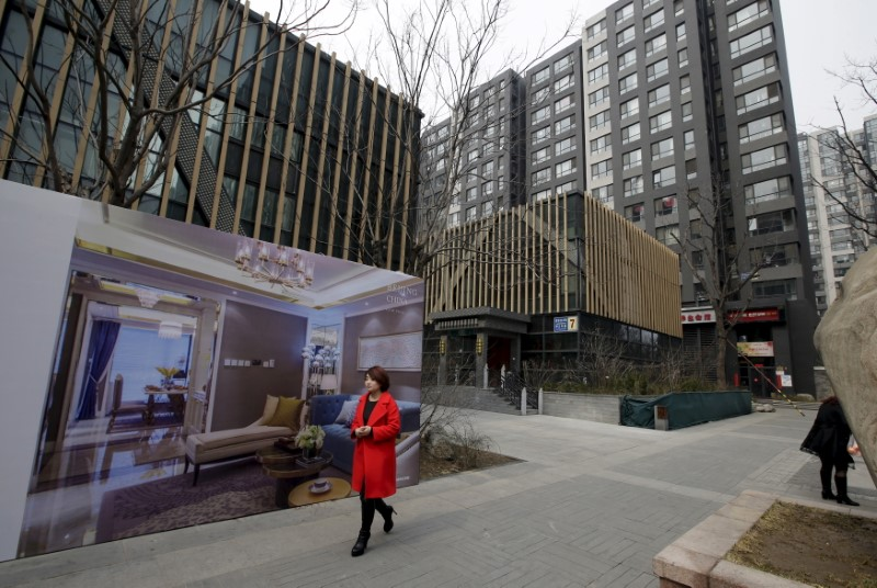 A surge in China property sales boosted real estate-related tax income for the first nine months of 2016. Photo: Reuters/Jason Lee
