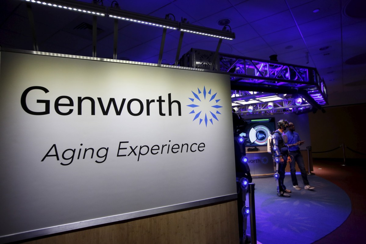 Genworth Financial Inc, a US insurance company, has been bought in an all-cash deal by China Oceanwide Holdings. Photo: Reuters/Shannon Stapleton