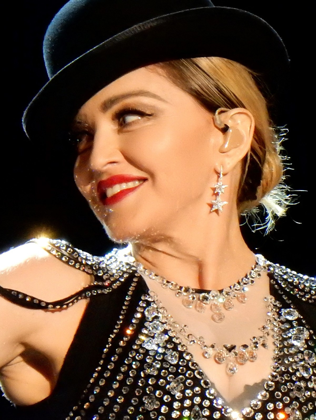 """Madonna """"caused the collapse of the Soviet Union"""". Photo: Wikimedia Commons"""