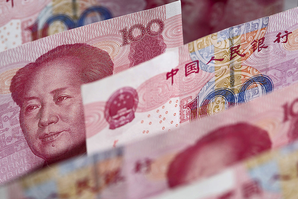 yuan-billete