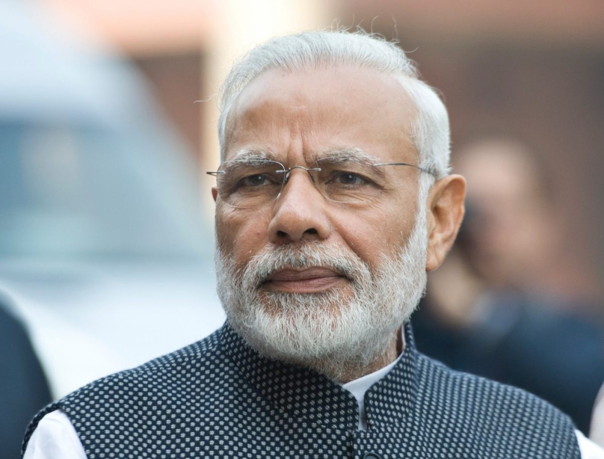 Indian Prime Minister Narendra Modi. Photo: AFP