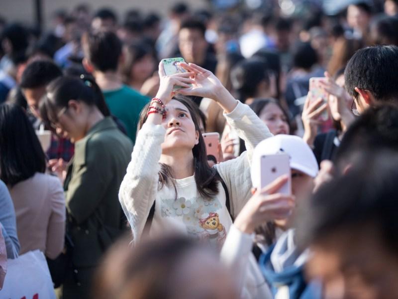 Smartphones put AI at consumers' fingertips.