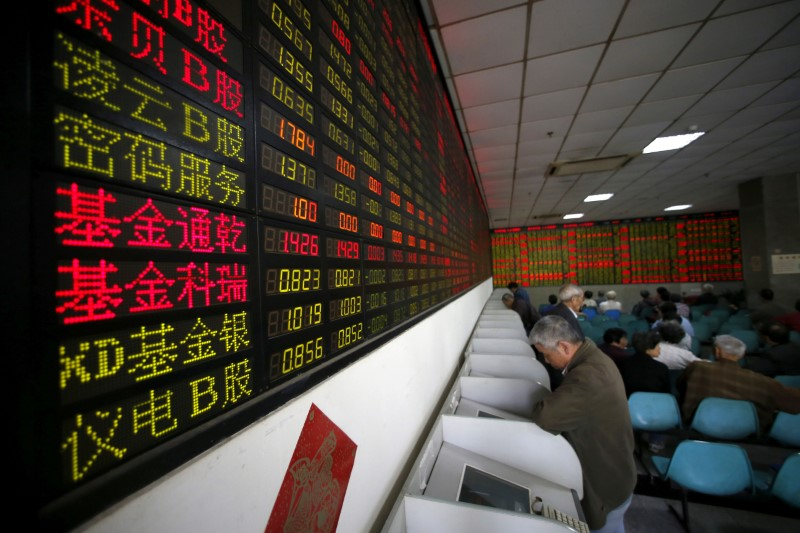 Funny money: China fintech companies are riding the HK IPO gravy train. Photo: Reuters file picture