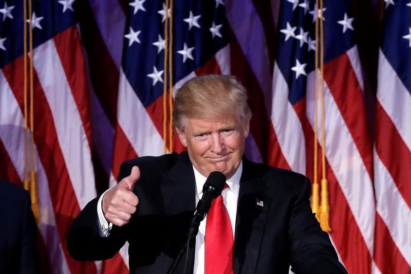 Donald Trump gets a thumbs up from US consumers