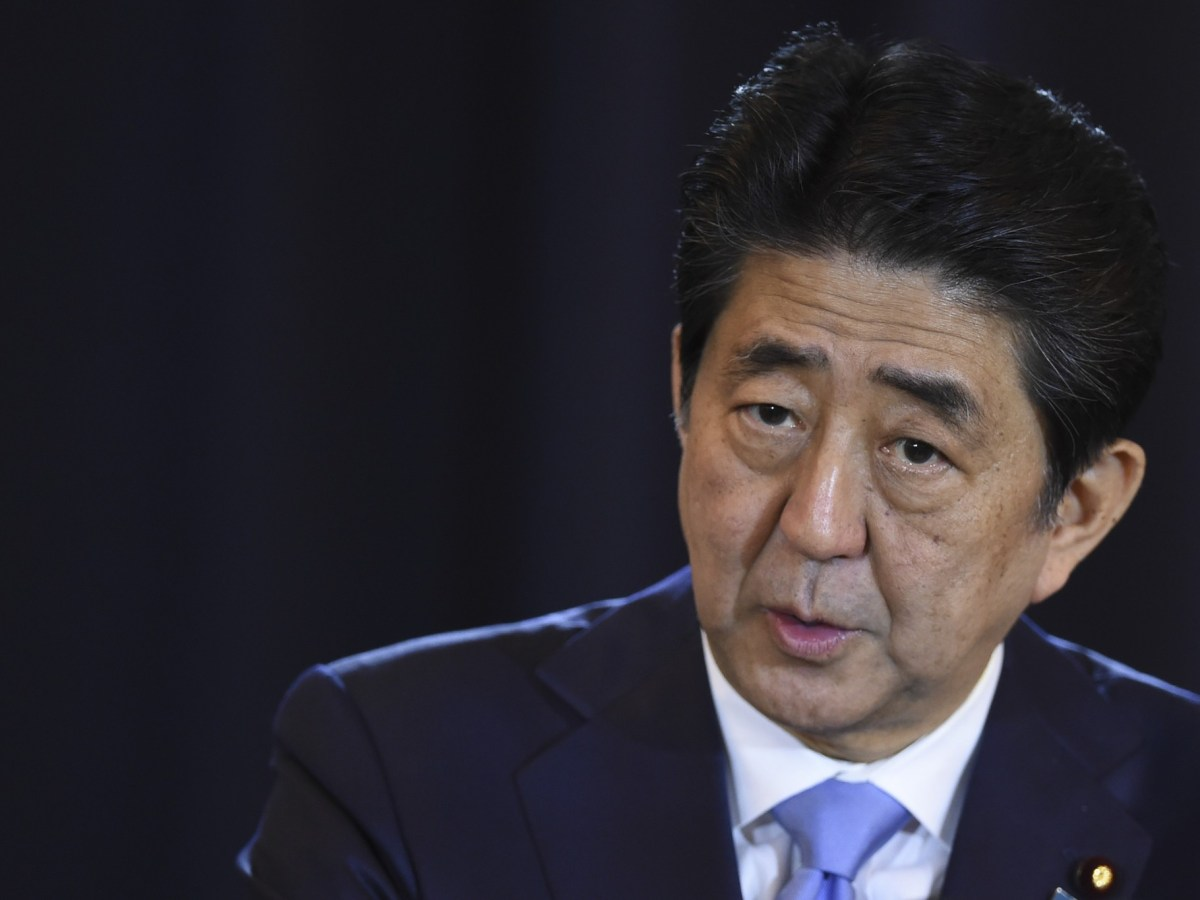 Japan Prime Minister Shinzo Abe looks set to keep his job, based on surveys of voters ahead of the general election on October 22, 2017.