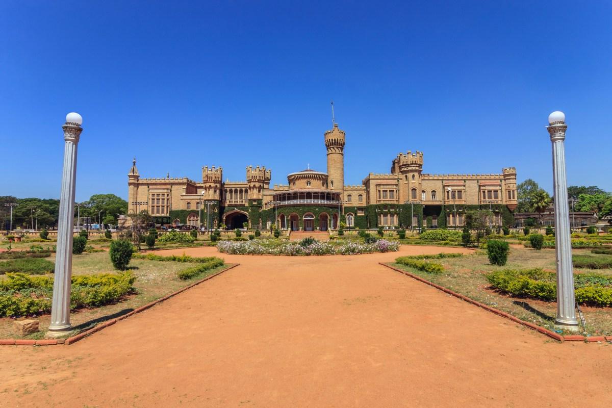 Bangalore Palace. Photo: iStock / Getty