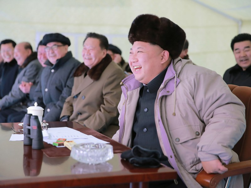 """Politicians in Washington DC have been discussing new ways of dealing with the North Korean """"era of Kim Jong-un."""" Photo: AFP"""