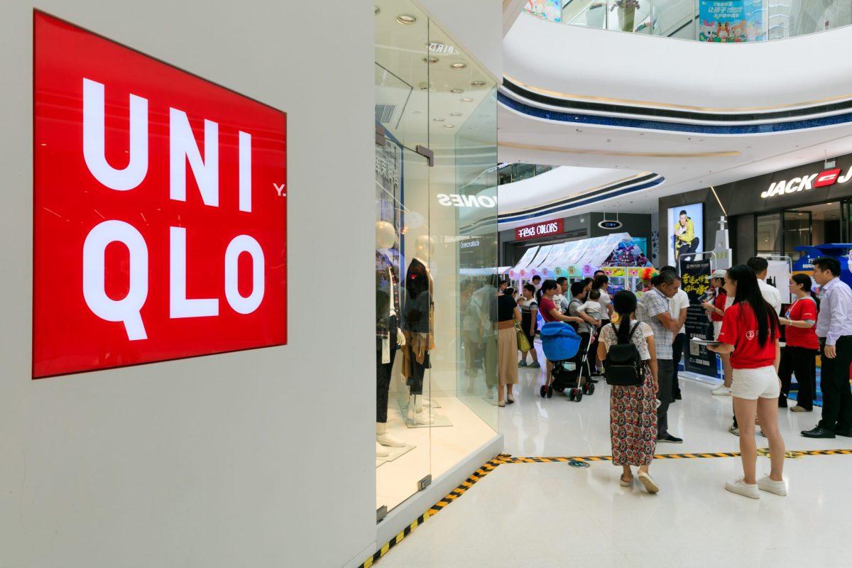 The Uniqlo Brand