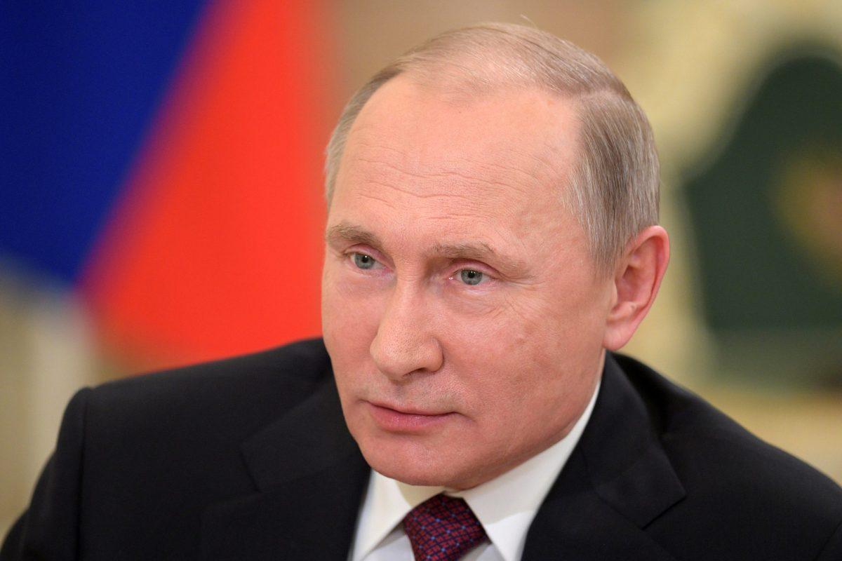 Russian President Vladimir Putin. Photo: Reuters/Sputnik/Kremlin