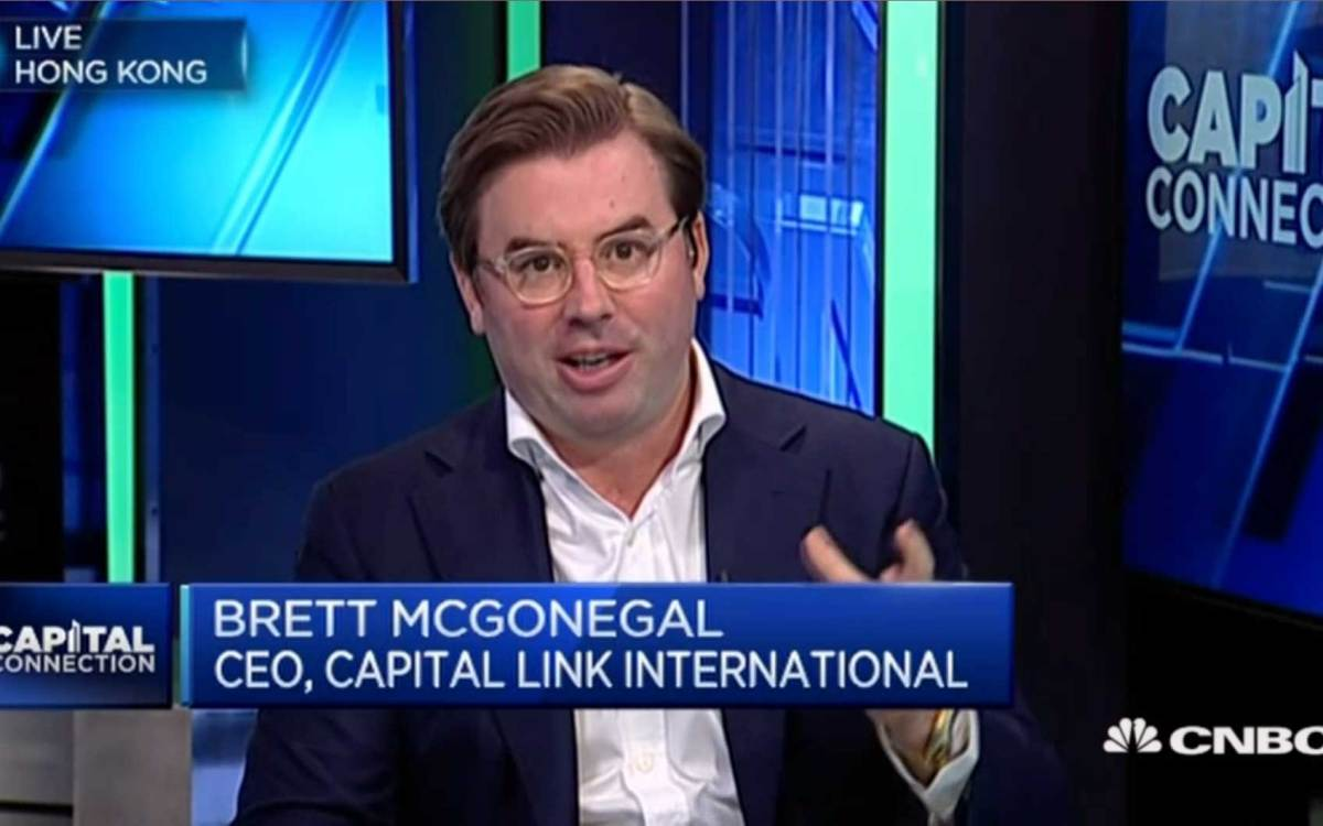 Brett McGonegal, CEO at Capital Link International, expects fiscal policy to take the lead and the Fed to play a more complementary role.