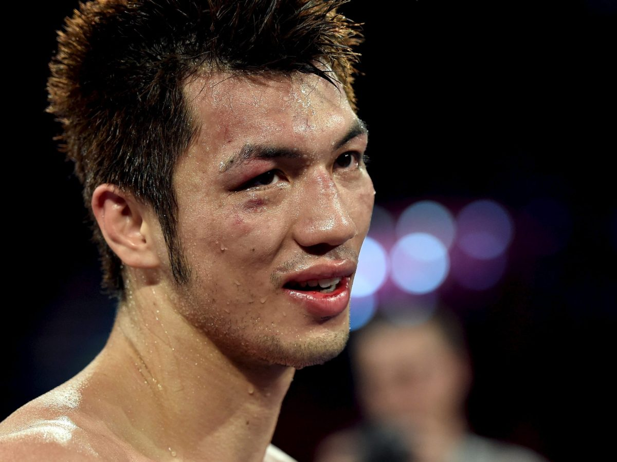 Next big thing? Maybe. Ryota Murata has a promising future. Photo: Reuters/David Becker