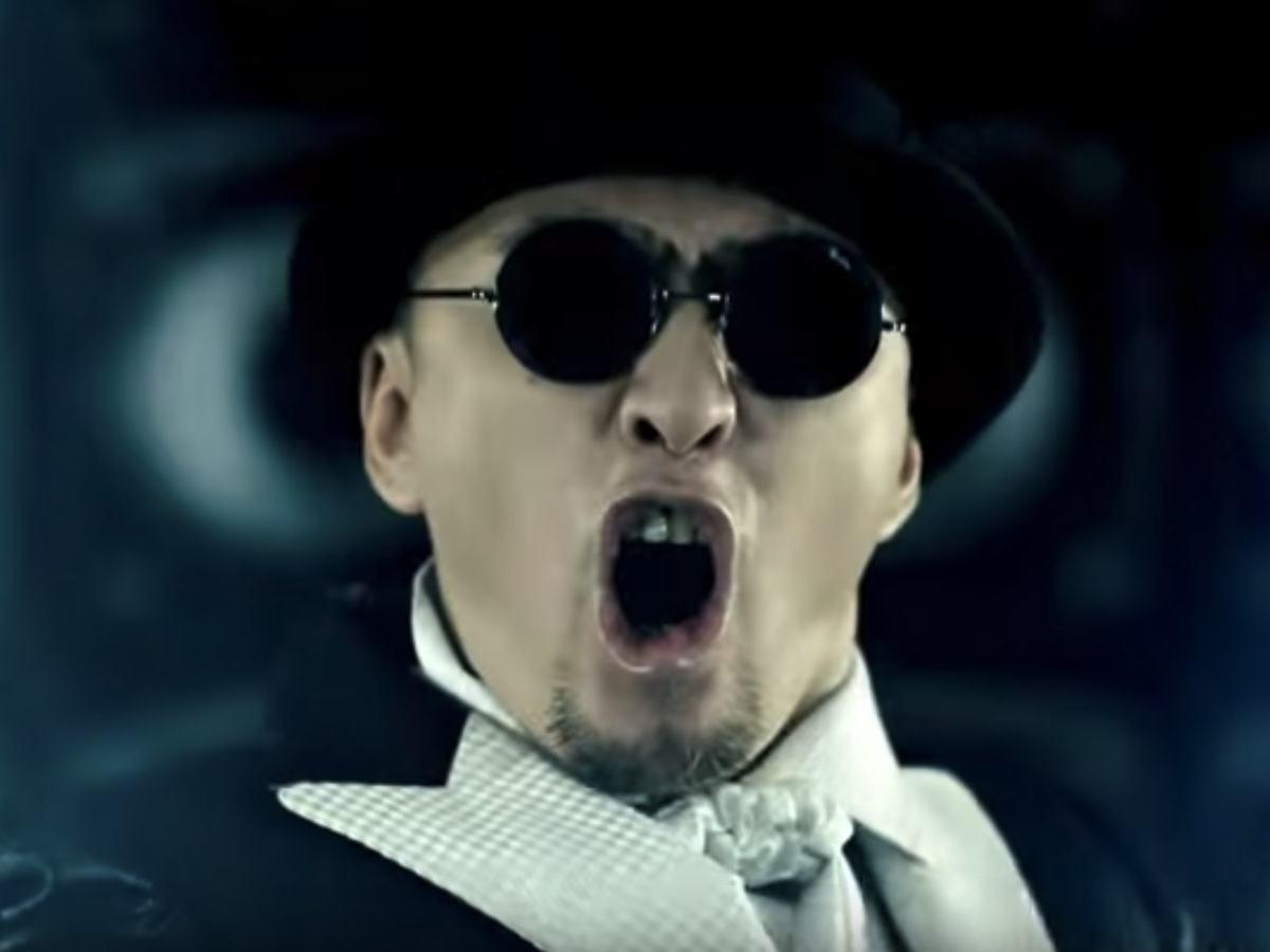 Mongolian rapper Amraa. Photo via YouTube