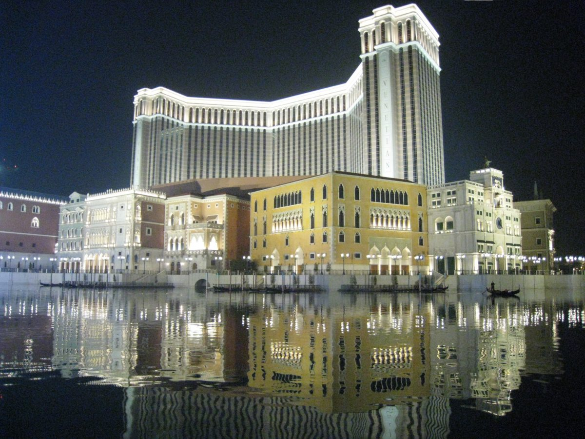The Venetian Macao, one of the largest casinos on Macau and also one of the venue for IFFAM. Photo: Wikimedia Commons