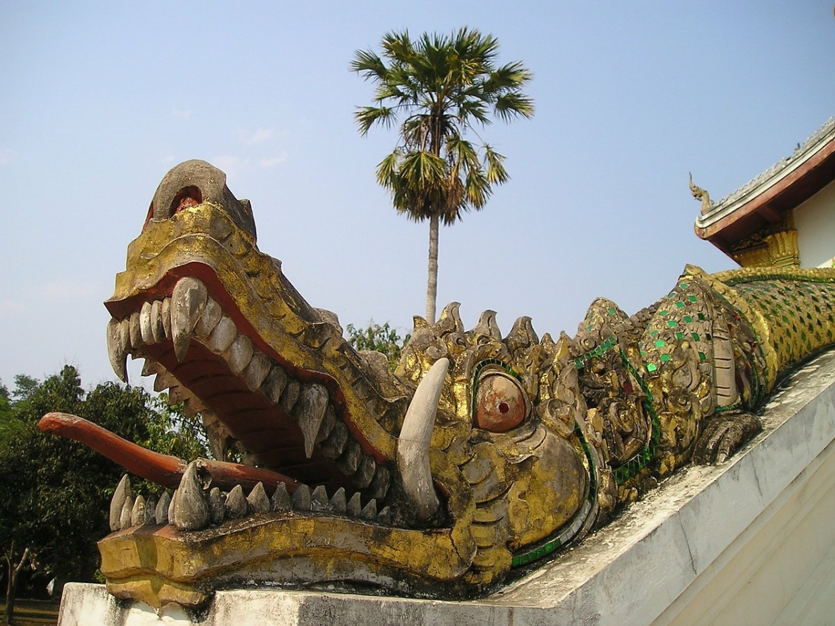 Laos' temples are a big attraction and tourism is an industry the nation wants to develop. Photo: Pixabay