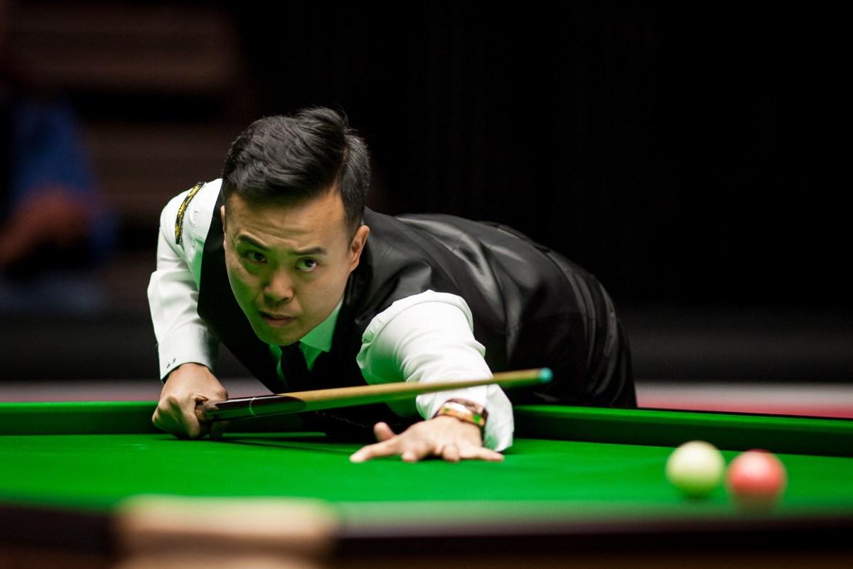 Marco Fu of Hong Kong. Photo: ImagineChina