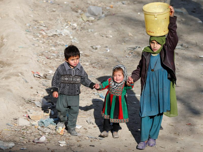 Progress is slow in Afghanistan, but it does exist, thanks to internal and external efforts. Photo: Reuters/Omar Sobhani
