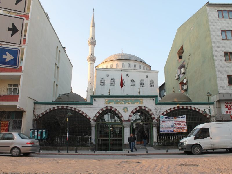 A mosque in the Zeytinburnu neigborhood of Istanbul. Photo: Wikimedia Commons