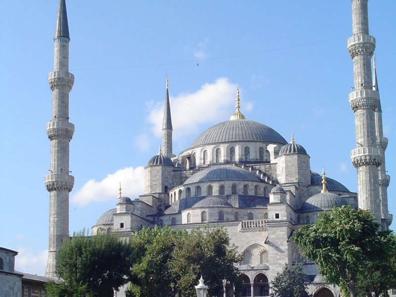 The Blue Mosque in Istanbul. Photo: Wikimedia Commons