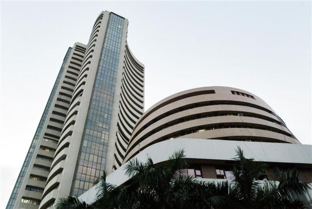 Bombay Stock Exchange in Mumbai, India. Photo: Reuters