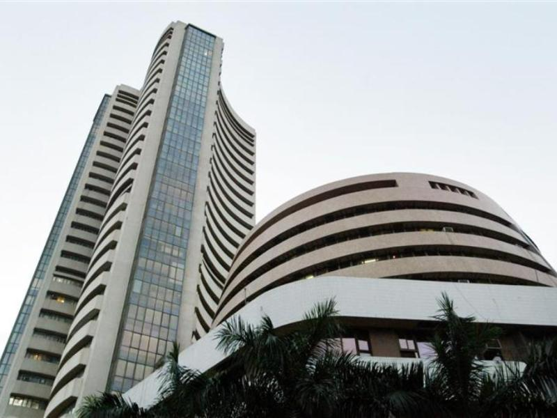 Bombay Stock Exchange in Mumbai, India. Photo: Reuters