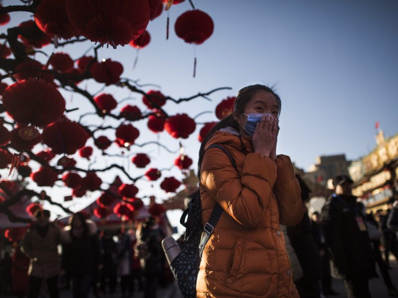 The search for a bride is getting tough for Chinese men, or bare branches, with few means and the widening social gap does not help. Photo: AFP/Fred Dufour