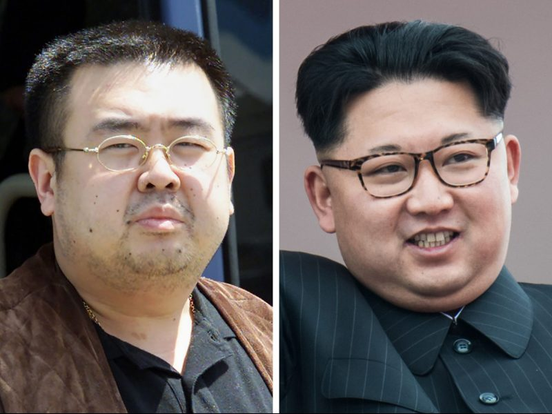 "Kim Jong-nam (left) had spoken out publicly against his family's dynastic control of the isolated, nuclear-armed nation and Kim Jong-un had reportedly issued a ""standing order"" for his half-brother's assassination in 2012. Photo: AFP"
