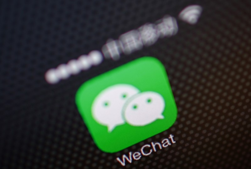 "WeChat says it has come under pressure from the Cyberspace Administration of China and closed the accounts which were ""suspected of publishing information related to ICOs and speculations on cryptocurrency trading."" Photo: Reuters"